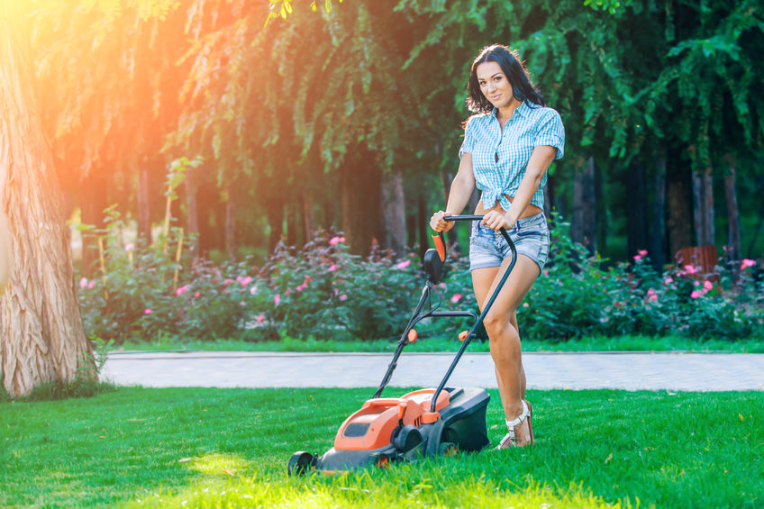 Top Rated Lawn Mowers: Top 5 Best Push Mowers of 2017