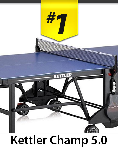 & Best Outdoor Ping Pong Table: Top 5 Tennis Tables of 2018