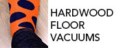 top 5 best vacuums for hardwood floor