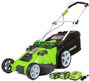 GreenWorks Electric Cordless Mower Reviews: Which is Best?