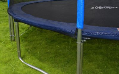 Zupapa Trampoline Reviews: 12, 14 & 15 FT Good for Only 1 Jumper?
